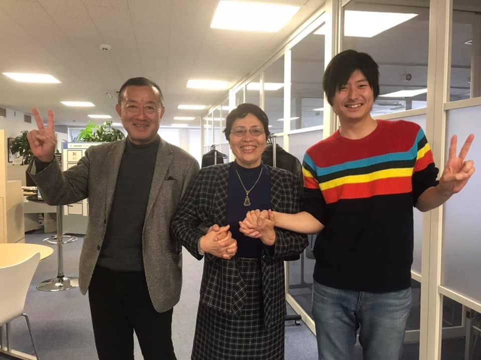日本生命の三浦裕子さん(67歳)。ベテランがなぜ戦略法人保険営業塾(SHE=シー)に?