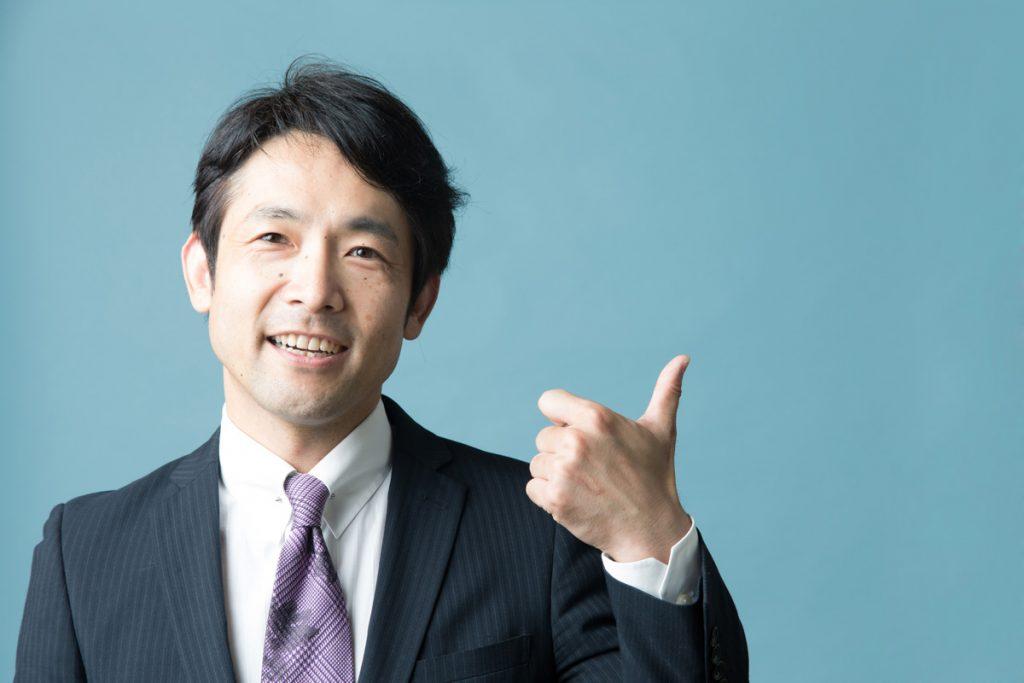 北海道の郵便局に勤めながら法人保険営業を学び、2社から養老保険をお預かりした中川道男さん(仮名、41歳)